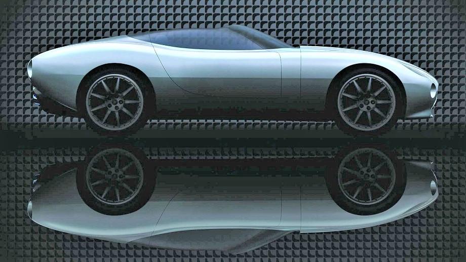 Jaguar concept F Type