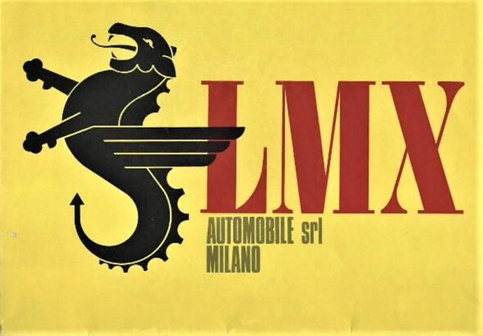 LMX Sirex Inizialmente il simbolo prevedeva un biscione, arrivando poi a questo dopo diverse modifiche e reinterpretazioni ;) .