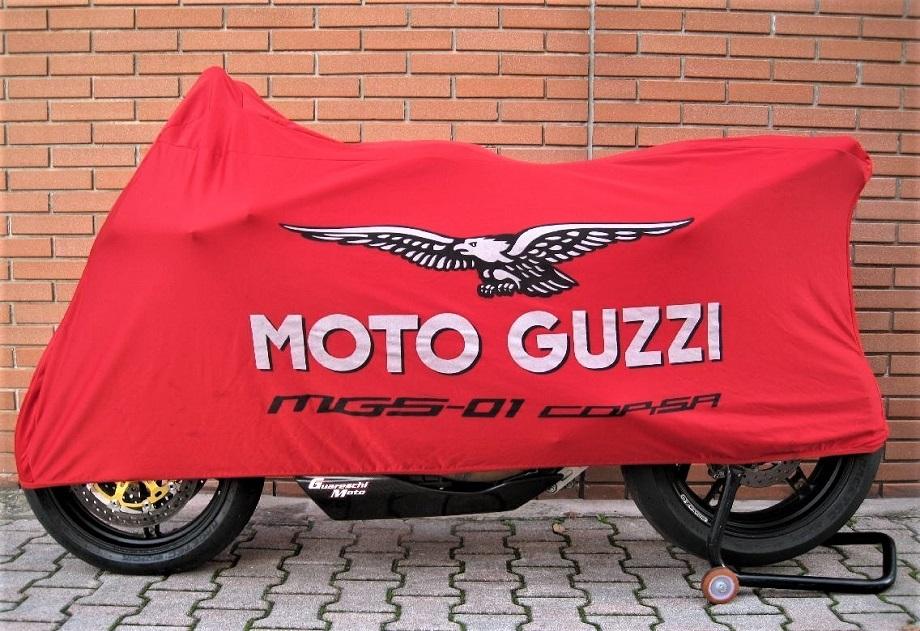 Moto Guzzi MGS 01 2002 Una foto della moto proposta in vendita ad una cifra molto importante.