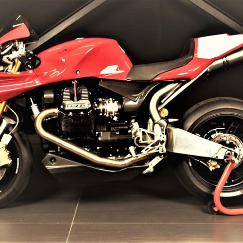 Moto Guzzi MGS 01 2002 6
