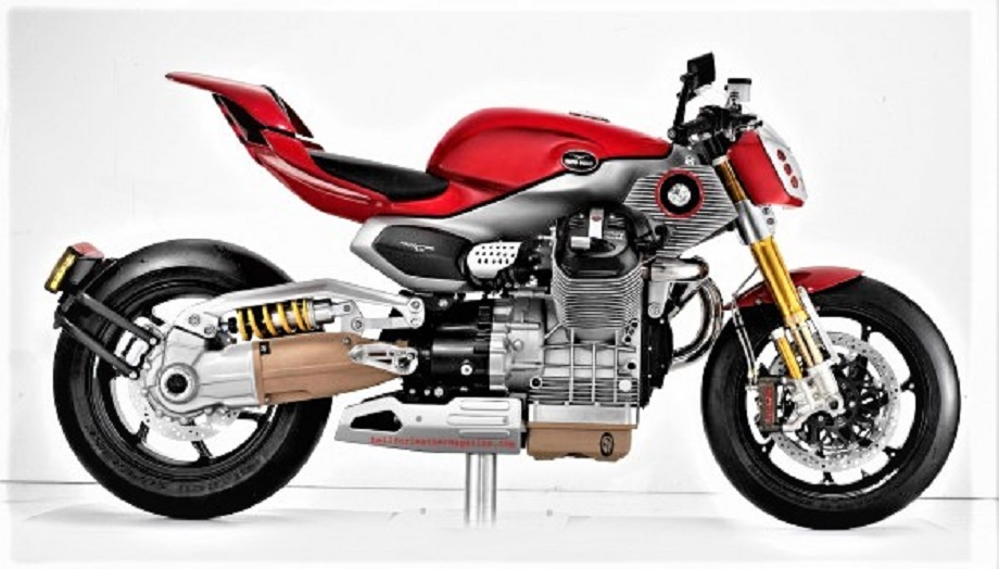 Moto Guzzi V12 Le Mans