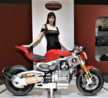 Moto Guzzi V12 Le Mans 8