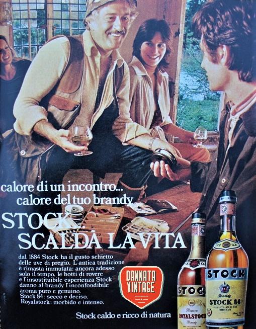 Pubblicità vintage, mi sembra di ricordare che ai tempi fosse uno degli slogan più conosciuti.