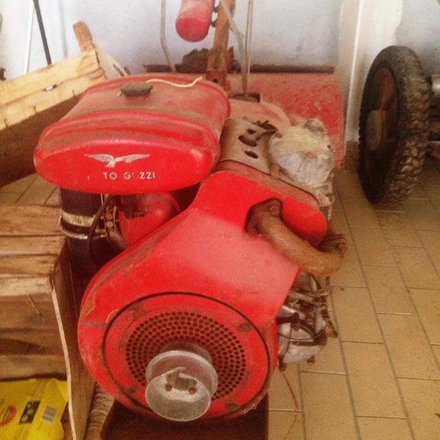 Moto Guzzi agricoltura