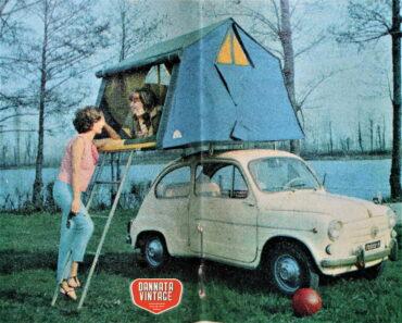Campeggio vintage 17