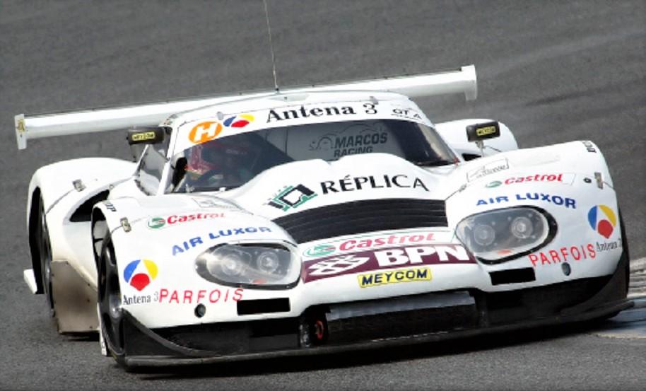 Marcos piccole case inglesi Marcos Mantara LM 600, concepita per poter ritornare a correre, preceduta dalle versioni 400 e 500.