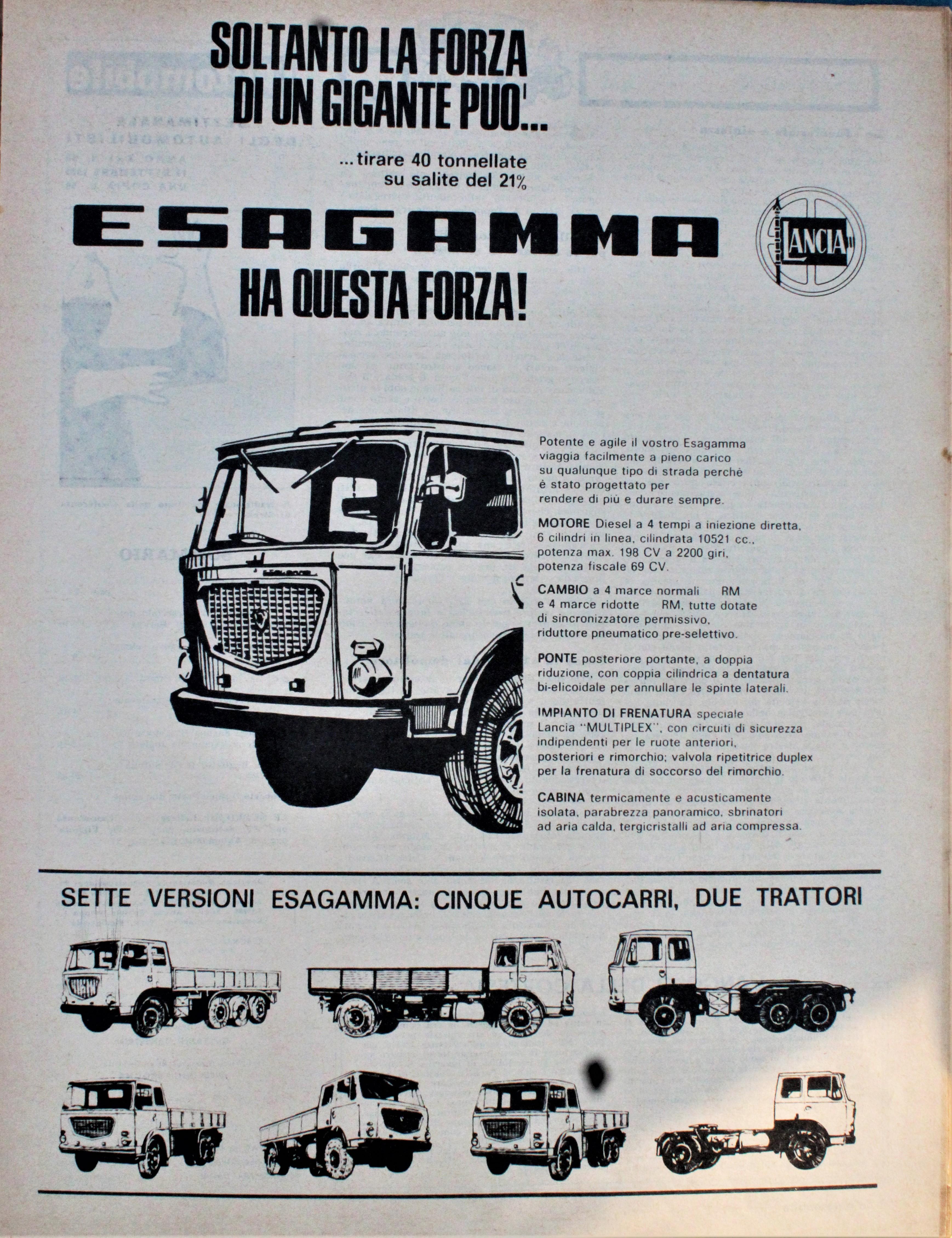 Pubblicità e cartoline vintage