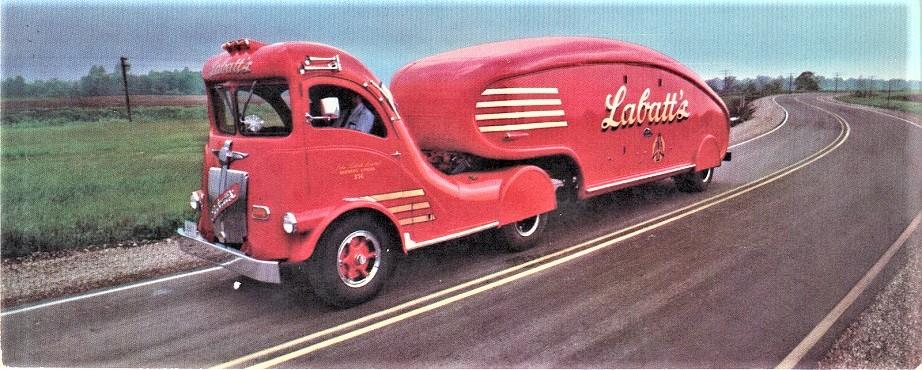 Labatt's Beer Aero