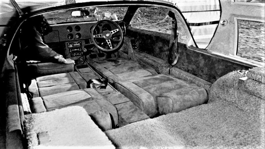 Toyota RV 2 Si pensi che fosse comunque una auto, quindi la considererei comoda.