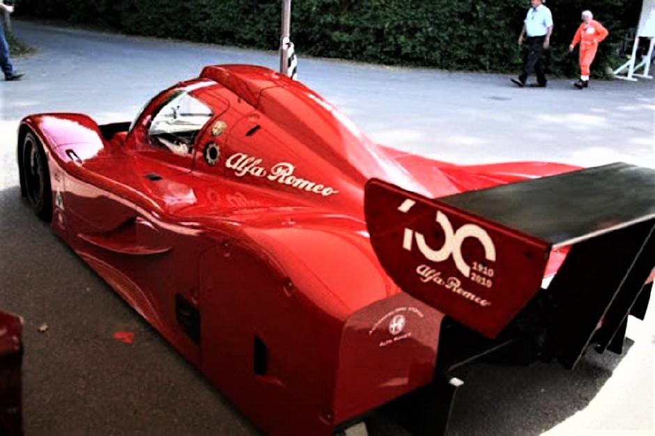 Alfa Romeo Sport Prototipi