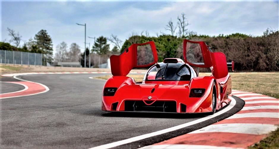 Alfa Romeo Sport Prototipi Le dimensioni delle portiere seguivano gli standard previsti dal regolamento.