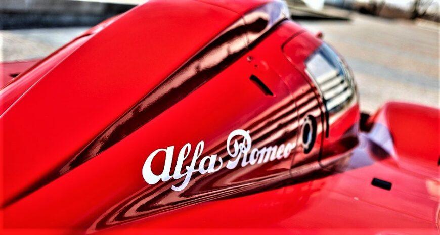 Alfa Romeo Sport Prototipi 7