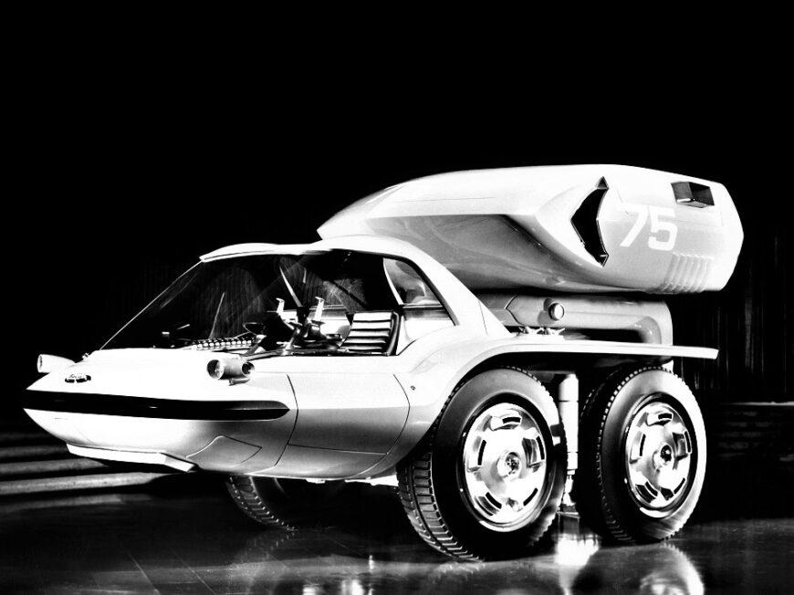 GM Bison Concept 3