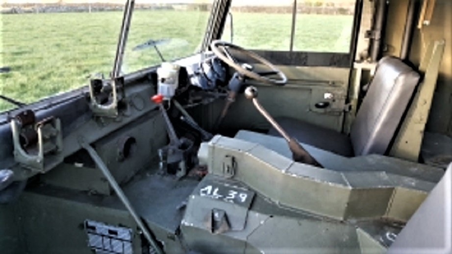 Land Rover Forward Control