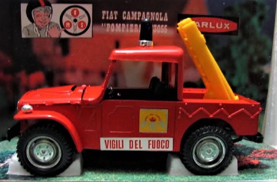 Miei ricordi su le auto in scala La Barlux era specializzata sulla Campagnola della Fiat.