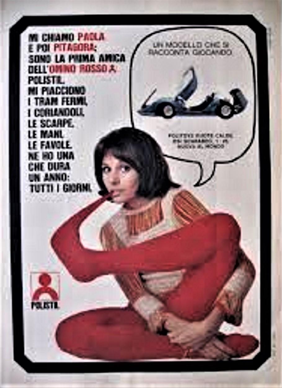 Miei ricordi su le auto in scala Paola Pitagora e Polistil.