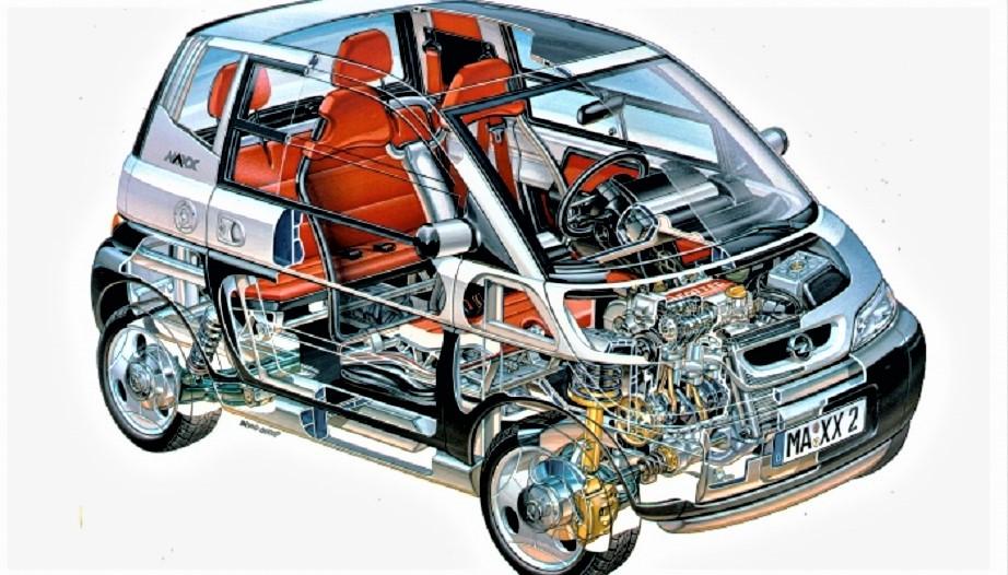 Opel MAXX