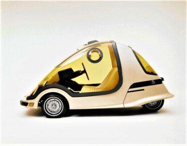 Toyota EX II 1969 4