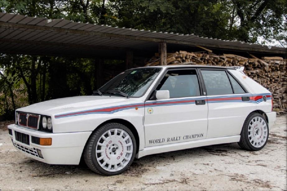 Cerchi in lega vintage Forse fra i più visti e conosciuti questi cerchi Sparco OZ Racing.