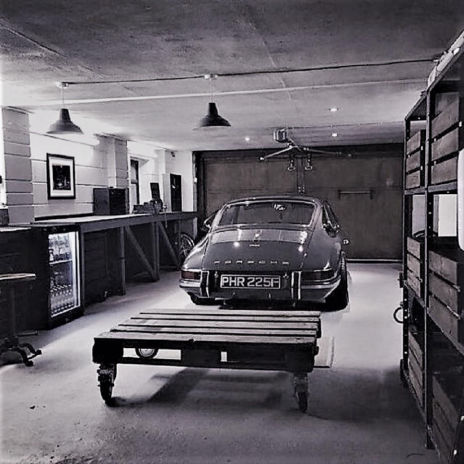 Garage vintage Che dire ... ????