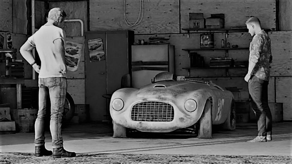 Garage vintage Barn Find, quanti garage ne sono stati (per fortuna) i protagonisti.