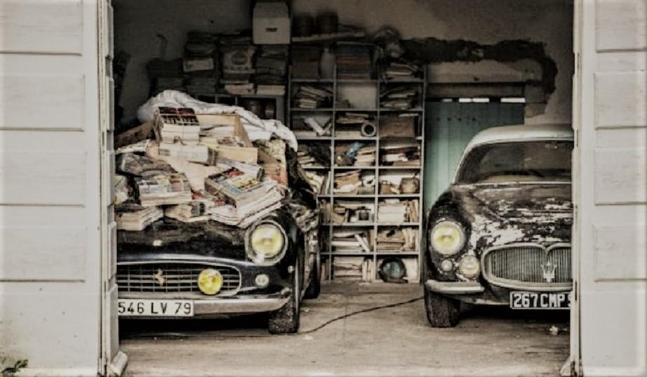 Garage vintage Forse questa è la foto più vista su un garage vintage.