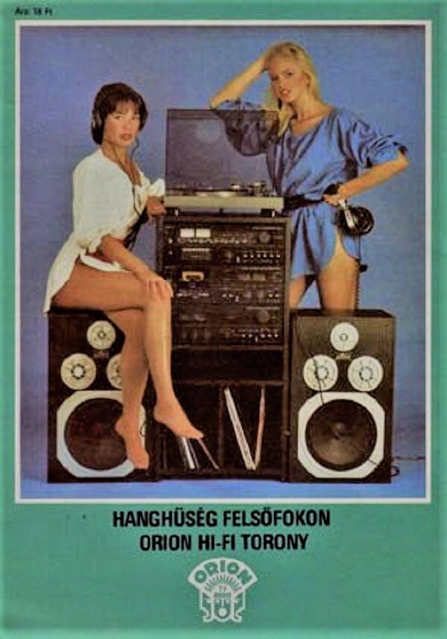Gli stereo a colonna