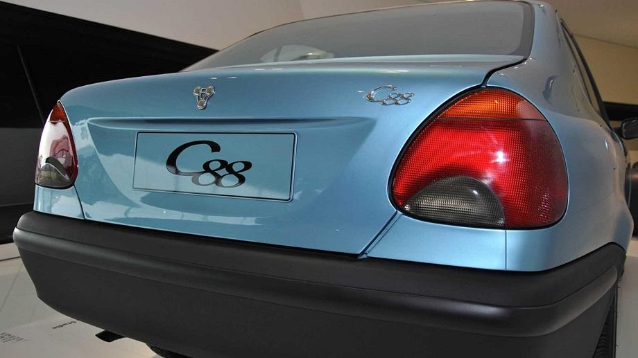 Porsche C88 Cosa significasse quella sigla lo vedremo poco sotto.