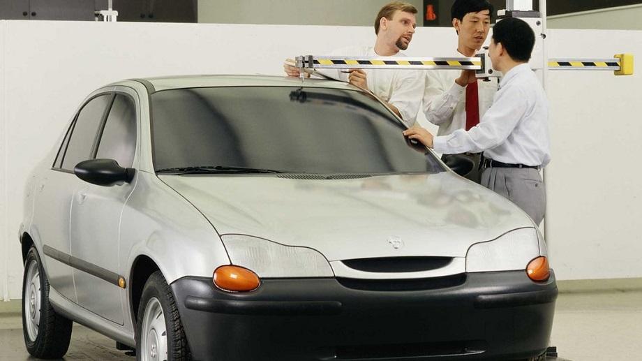 Porsche C88 Nel 1994 i designer Porsche collaborarono insieme ad altri cinesi nel realizzare questa auto.