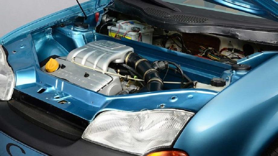 Porsche C88 Il 1.100 l'unico motore realmente montato, il diesel era previsto se e nel caso.
