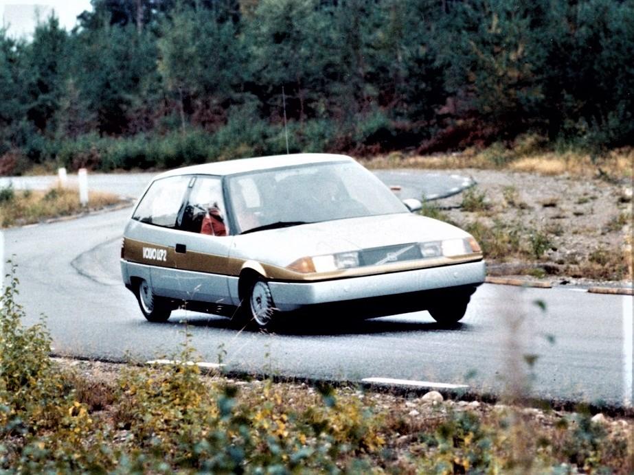 Volvo LCP 2000 La LPC 2