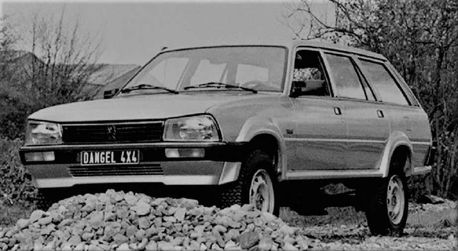 Dangel e Peugeot