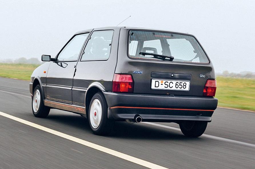 HORMANN Uno Turbo i.e La MKII di serie, la base per realizzare la HORMANN Uno Turbo i.e.