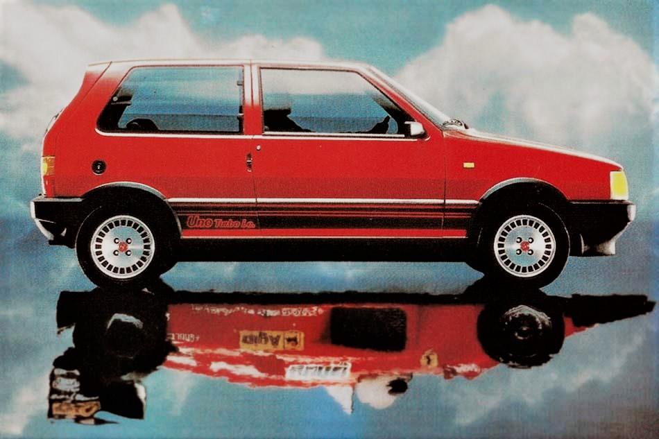HORMANN Uno Turbo i.e Iniziò a vendere parecchi dei suoi kit approntati sulla prima versione.