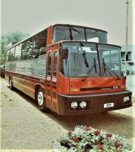 Ikarus 270 bus prototype 1