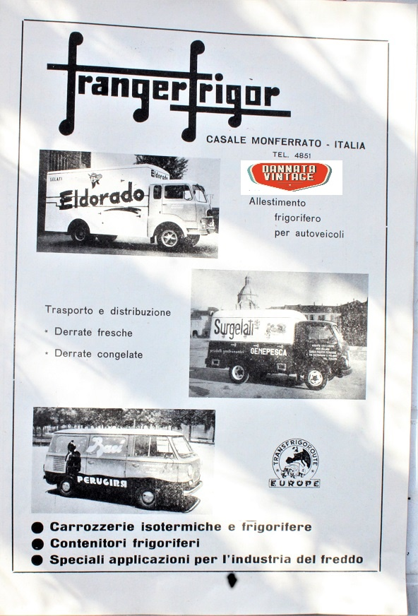 Camion vintage Gli allestimenti speciali.