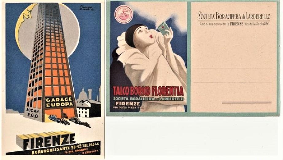 Quotazioni Cartoline pubblicitarie vintage, ho anche io qualche pezzo e mi appassiona tantissimo.