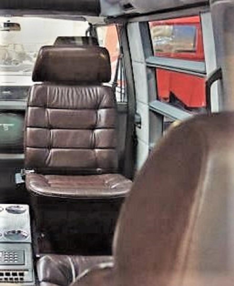 VolkswagenT3 Traveller Jet Studie