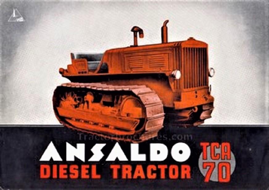 Ansaldo Fossati TCA 70