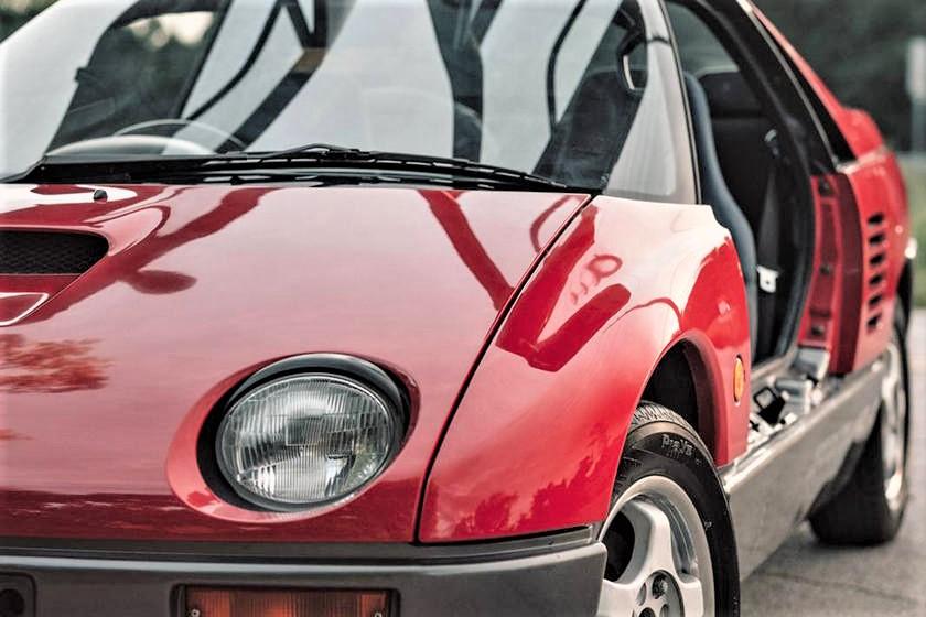 Mazda Autozam AZ 1