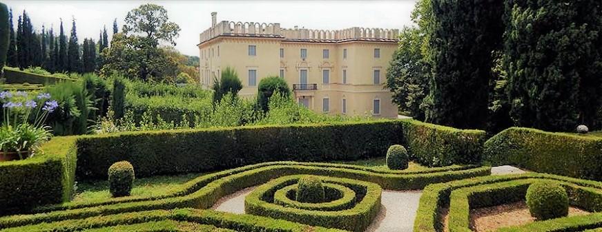 Amarone, le cantine e ville Palladiane Villa Pojega (Guerrieri Rizzardi)