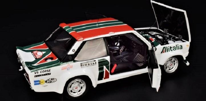 Team Alitalia della Kyosho e qui nel link una sua descrizione.