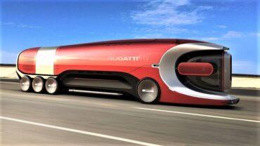 Bugatti Hyper Truck 6