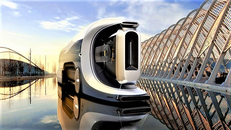 Bugatti Hyper Truck