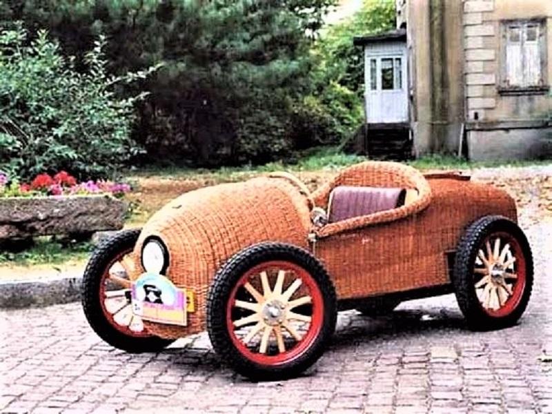 Hanomag Kommissbrot Korbwagen (1928)
