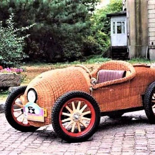 Hanomag Kommissbrot Korbwagen (1928) 9
