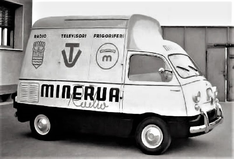 Mezzi commerciali, Fiat 600 Multipla Delivery Van.