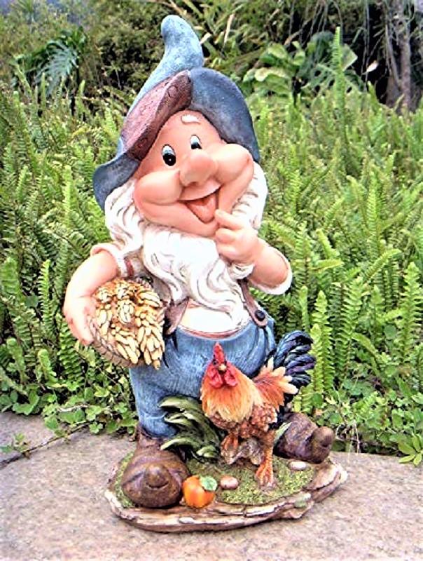Nani da giardino Questo le regalerei ad Andrea.