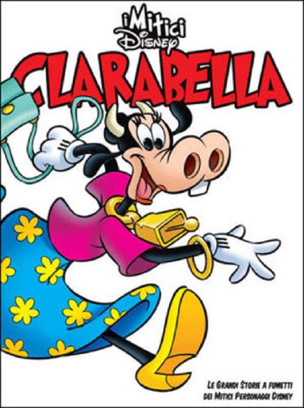Fumetti, Clarabella la fidanzata di Pippo se non ricordo male.