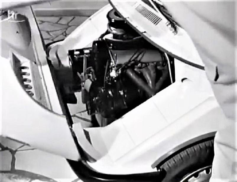 Pio Manzù Autonova Fam Motore e trazione anteriori.